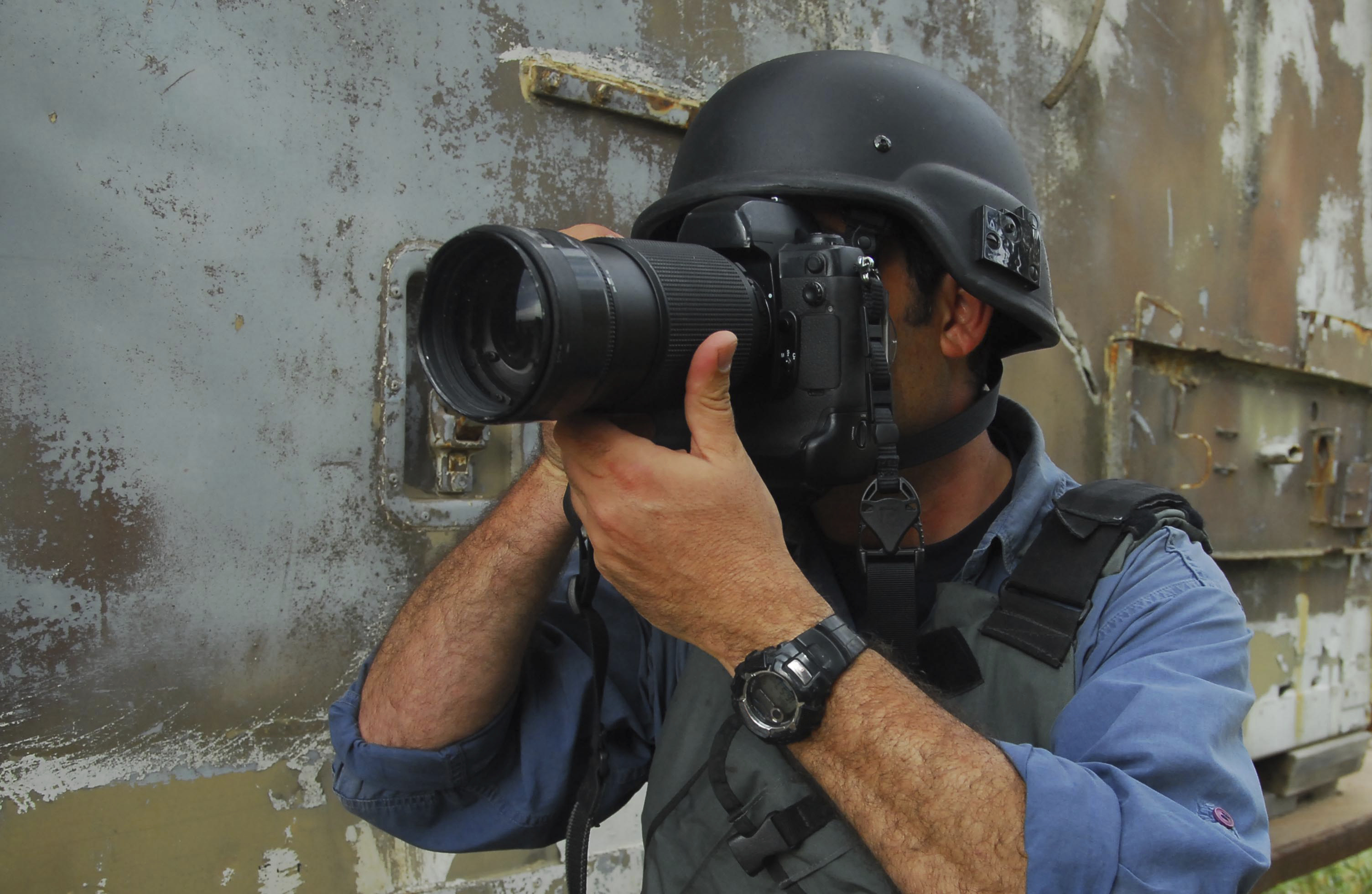 Hostile environment training - journalist security - risk assessment for journalists