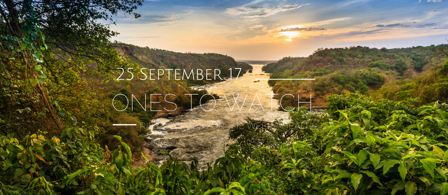 AKE Ones to Watch, 25 September 2017