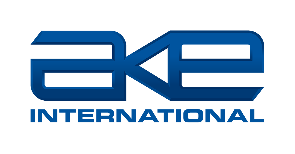 AKE International Logo