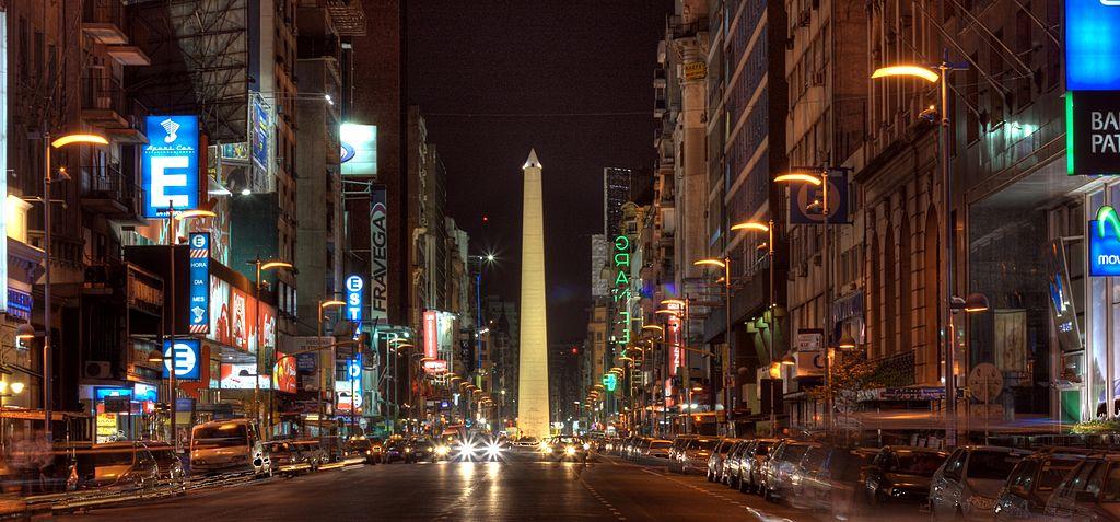 Argentina: A few but noisy political violence concerns