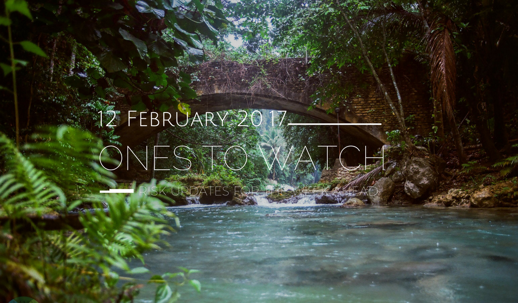 Ones to Watch, 12 February 2018