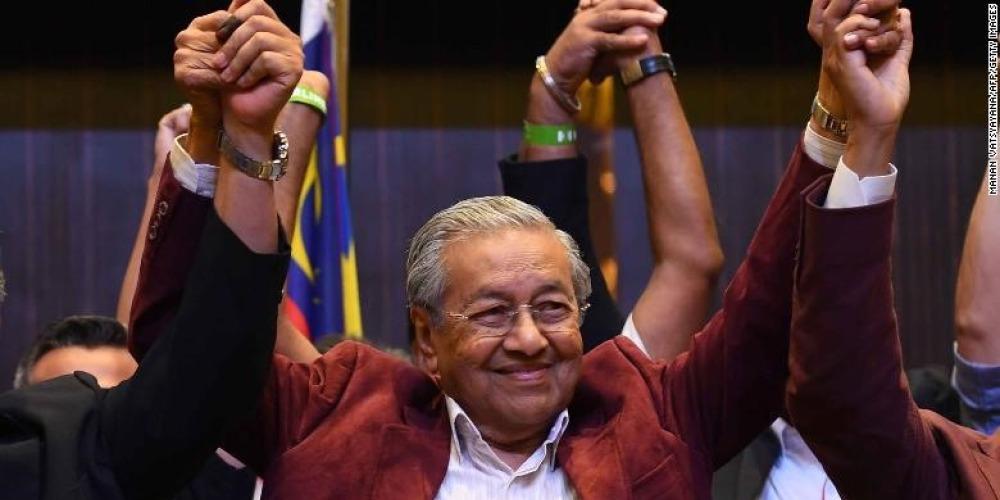 Malaysia: Mahathir's unlikely comeback