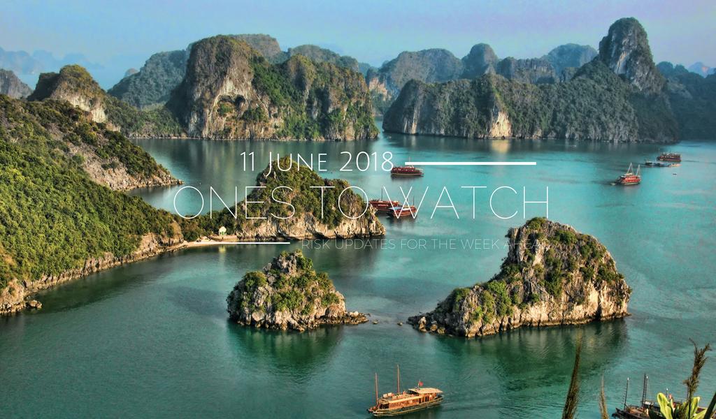 Ones to Watch: 11 June 2018