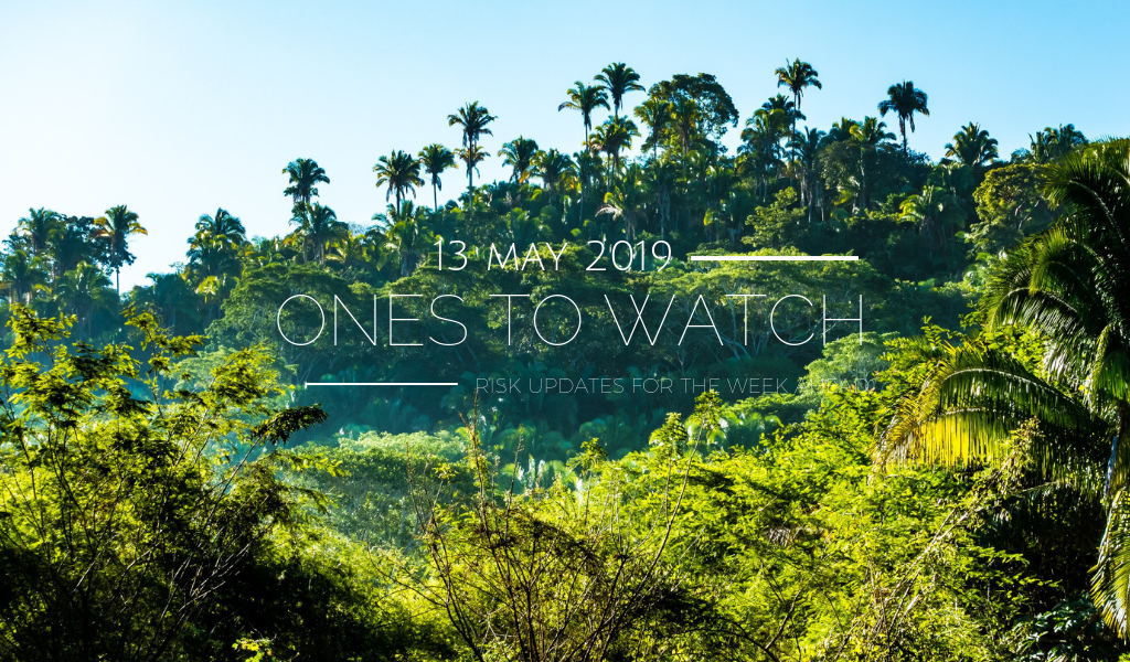 Ones to Watch, 20 May 2019