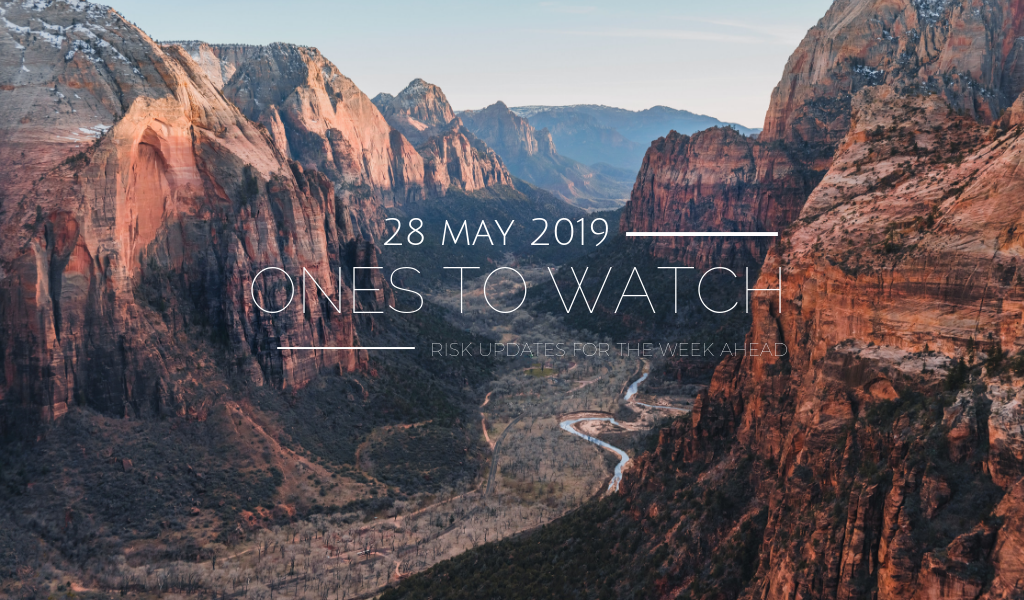 Ones to Watch, 28 May 2019