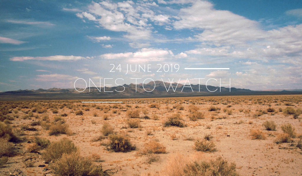 Ones to Watch, 24 June