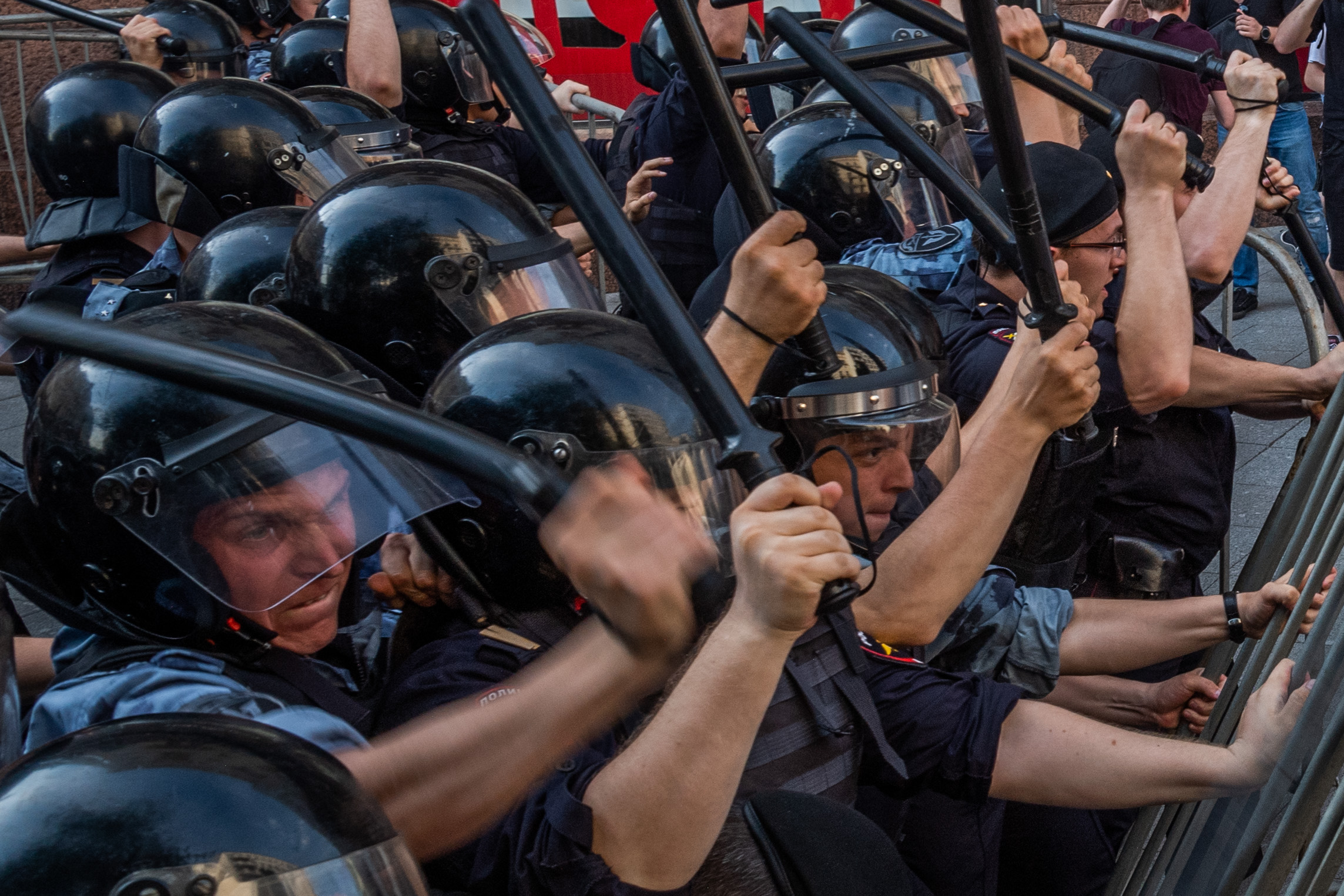 Russia: Moscow's summer of rage