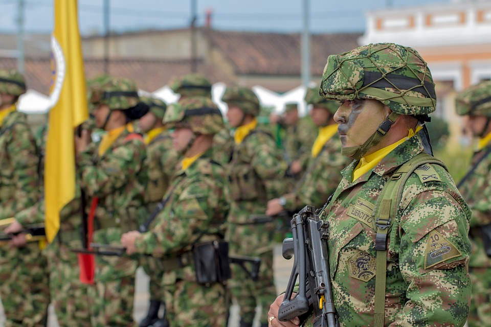 Colombia: New group, new war