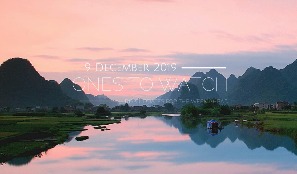 Ones to Watch, 9 December 2019