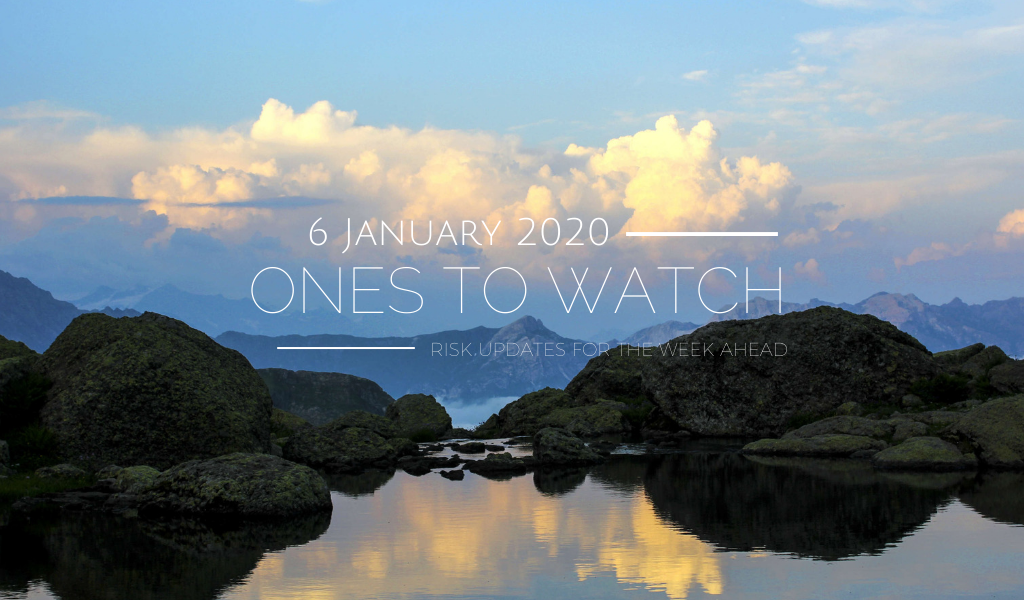 AKE Ones to Watch, 6 January 2020