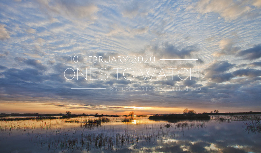 Ones to Watch, 10 February 2020