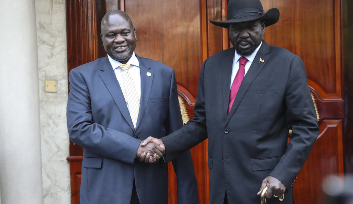 South Sudan: Unity government a way-stop, not the destination