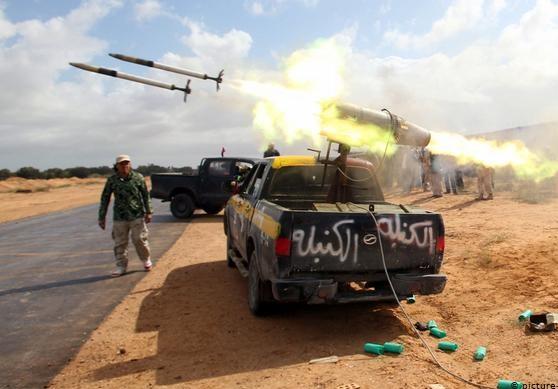 Libya: Setting sights on Sirte