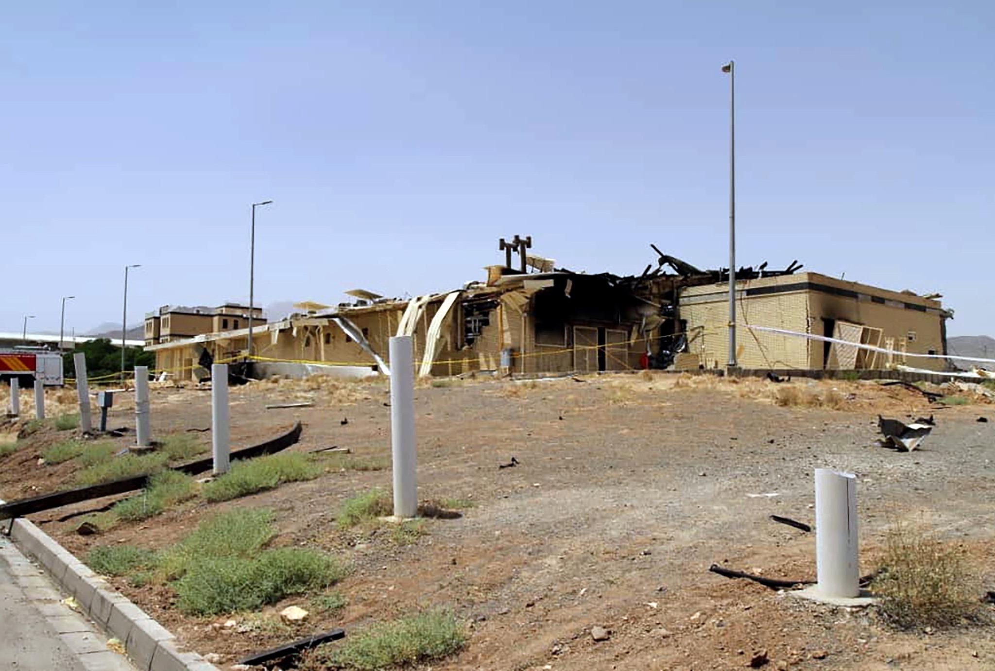 Iran: Nantaz nuclear nightmare