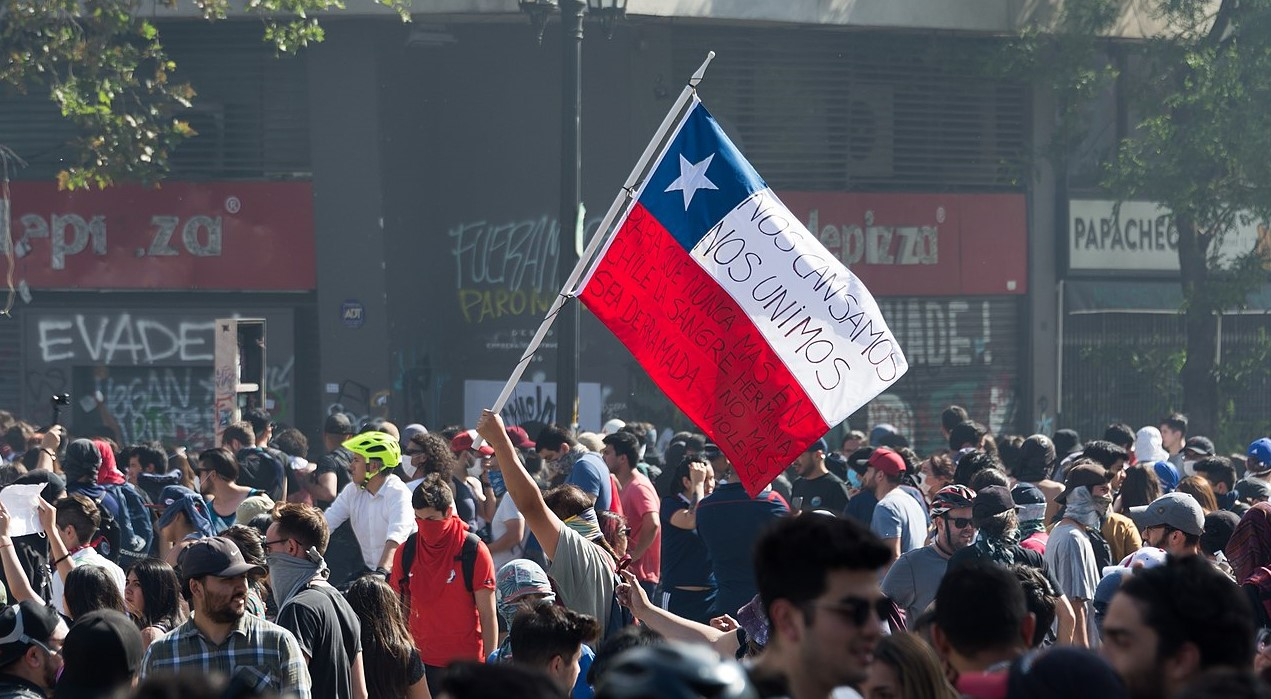 Chile: Imposed agenda; uncertain reform