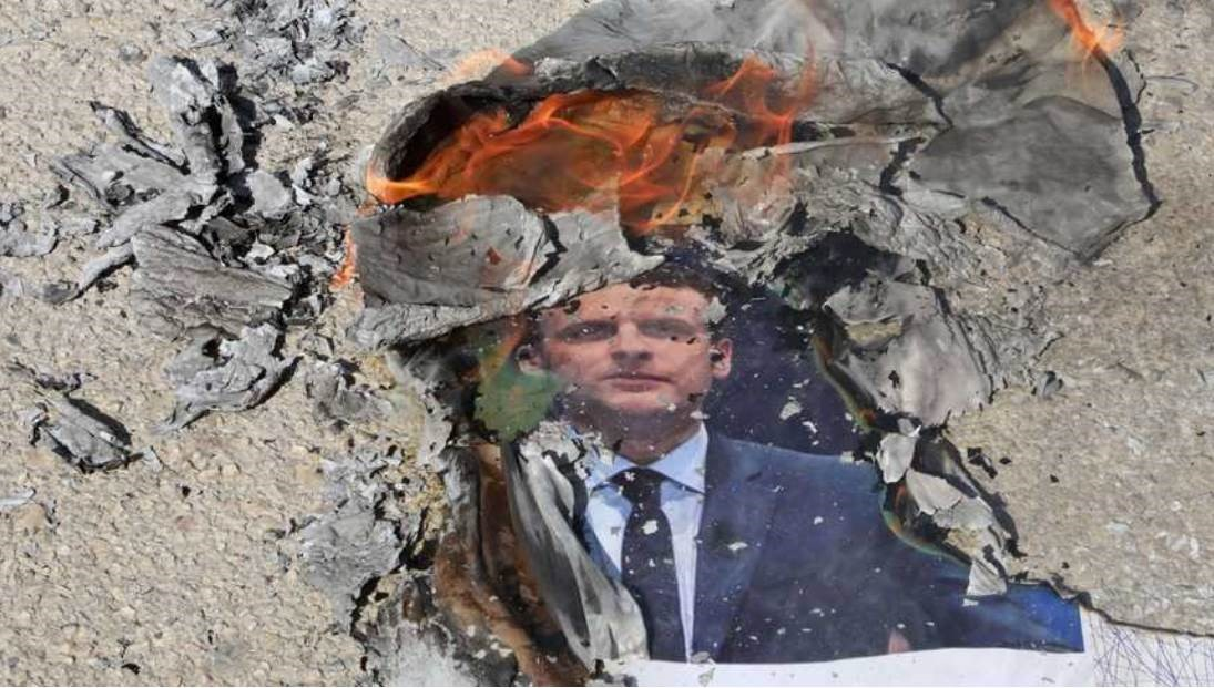 France – Middle East and North Africa: Repercussions of the 'prophet row'