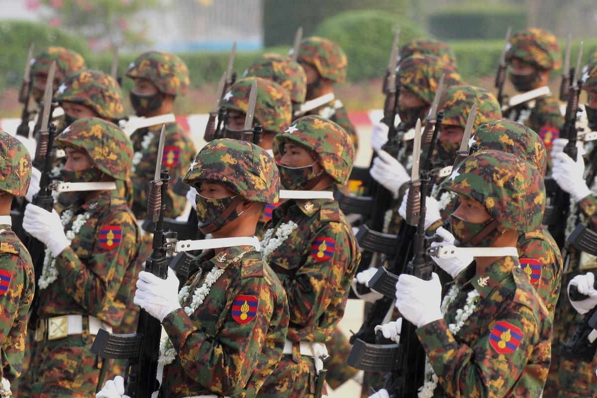 Myanmar: Teetering toward civil war