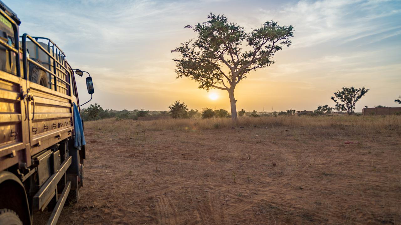 The Sahel: Operation Stabilisation
