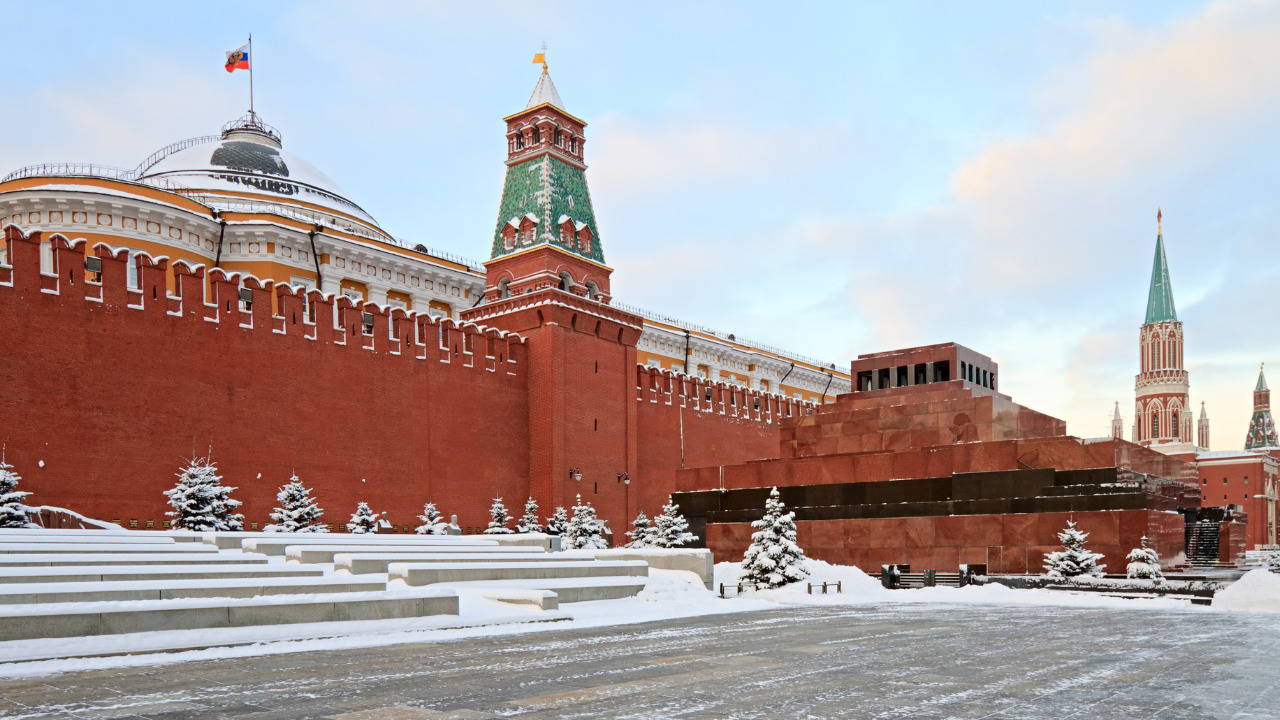 Russia: A different election